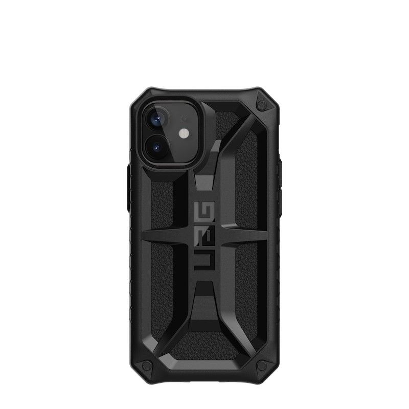 Capa UAG iPhone 12 mini Monarch Black