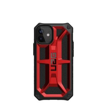 Capa UAG iPhone 12 mini Monarch Crimson