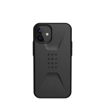 Capa UAG iPhone 12 mini Civilian Black