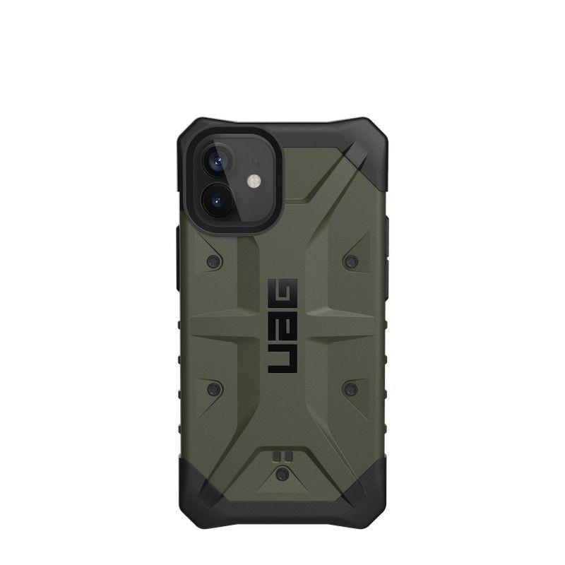 Capa UAG iPhone 12 mini Pathfinder Olive