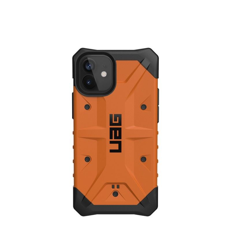 Capa UAG iPhone 12 mini Pathfinder Orange