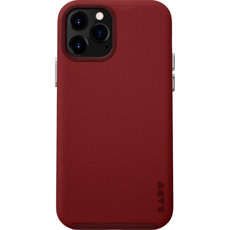 Capa Laut iPhone 12 Pro Max SHIELD Crimson
