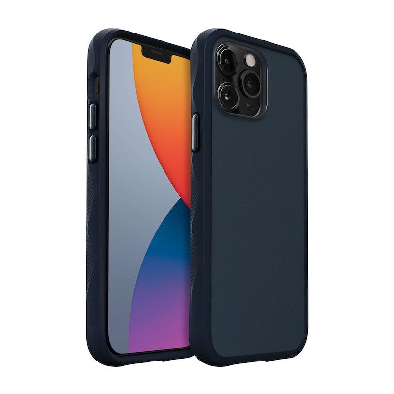 Capa Laut iPhone 12/12 Pro Crystal Matter IMPKT 2.0 Midnight Blue