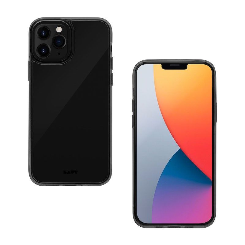 Capa Laut iPhone 12/12 Pro Crystal-X IMPKT Black Crystal