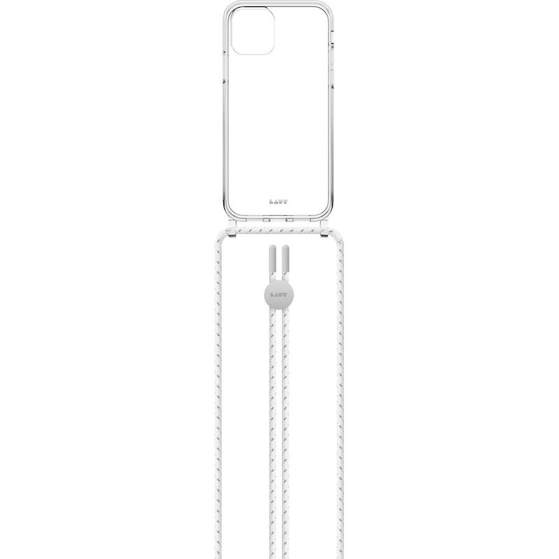 Capa Laut iPhone 12/12 Pro Crystal-X NECKLACE Ultra Clear
