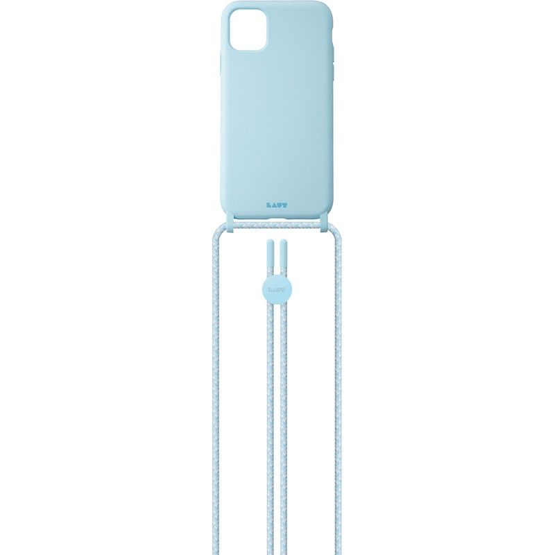 Capa Laut iPhone 12/12 Pro PASTELS NECKLACE Baby Blue