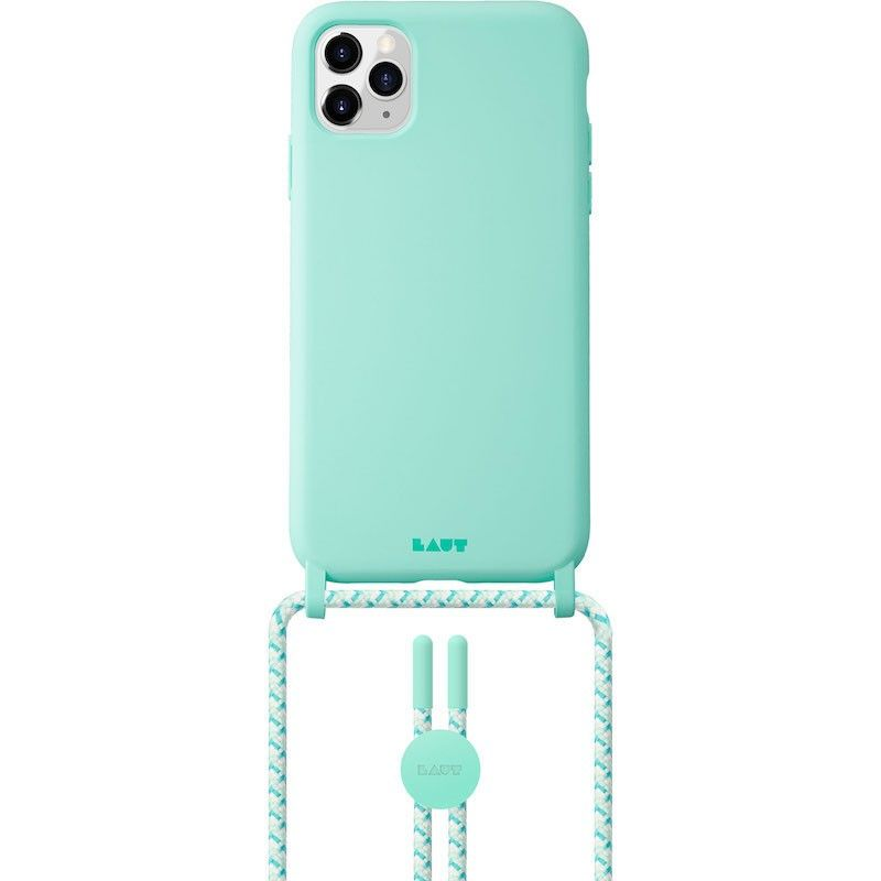 Capa Laut iPhone 12/12 Pro PASTELS NECKLACE Spearmint