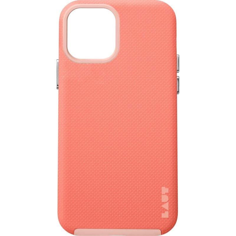 Capa Laut iPhone 12/12 Pro SHIELD Coral