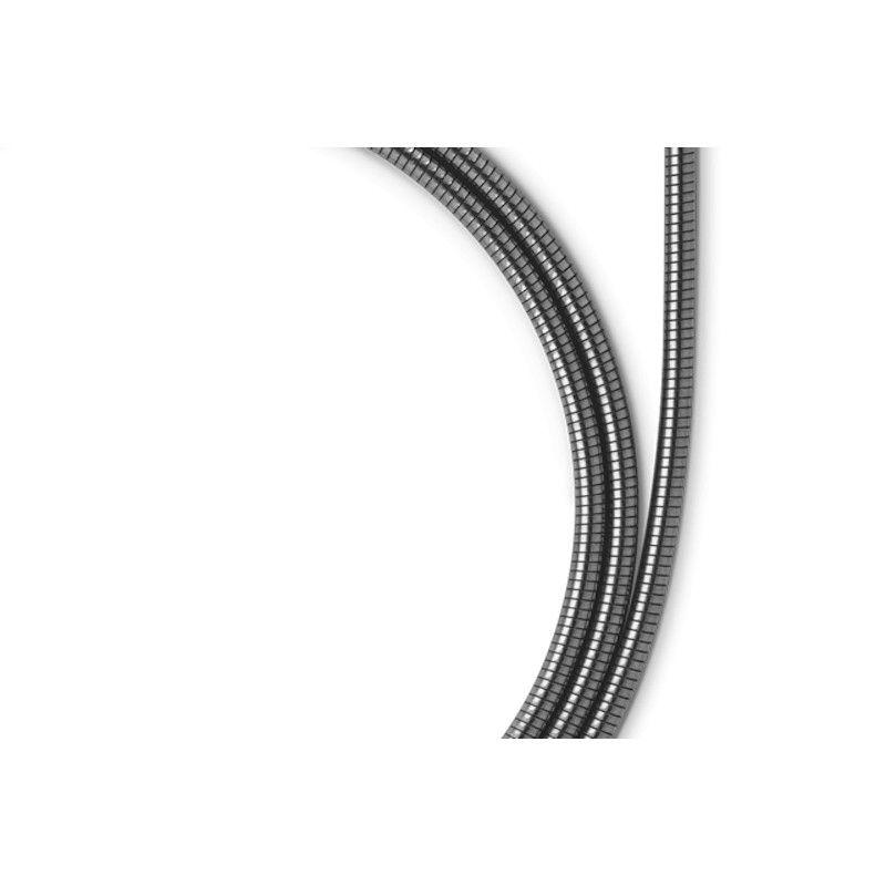 Cabo USB-C/Lightning EPICO Metal 1.2 m Space Gray