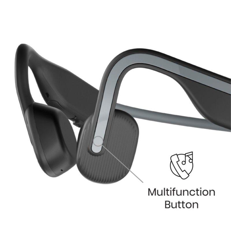 Auricular Desporto Aftershokz Open Move Slate Grey