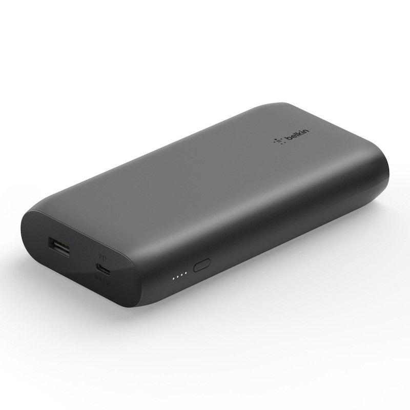 Powerbank Boost Charge USB-C 20000 mAh com cabo USB-C