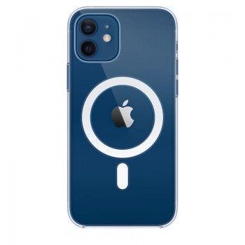 Capa transparente com MagSafe para iPhone 12 | 12 Pro - Transparente