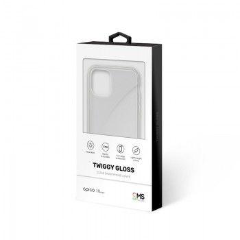 Capa GMS essentials iPhone 12 mini Twiggy Gloss Transparente