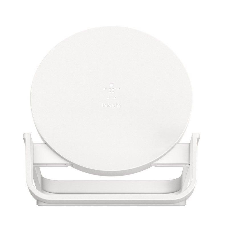 Base de Carregamento Sem Fios Belkin Boost Charge 10 W - White