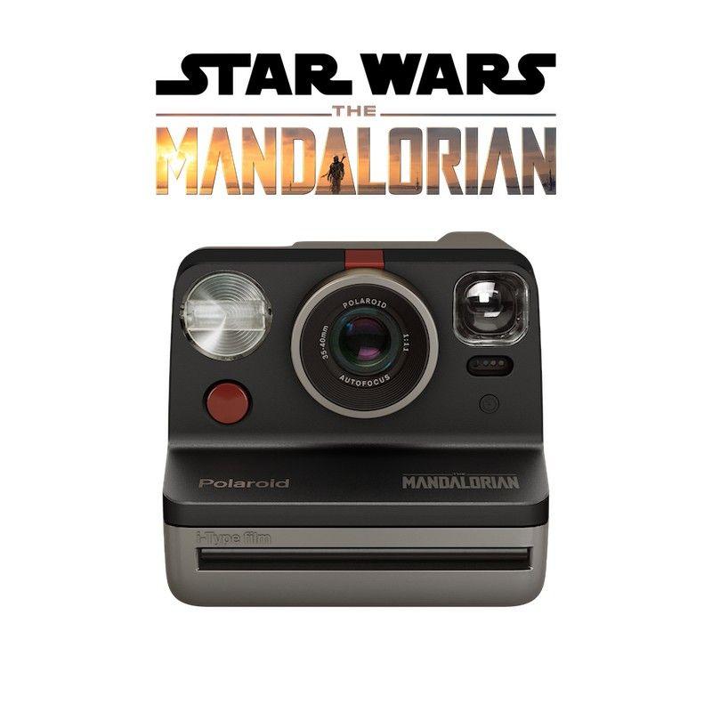 Polaroid Now - The Mandalorian Edition