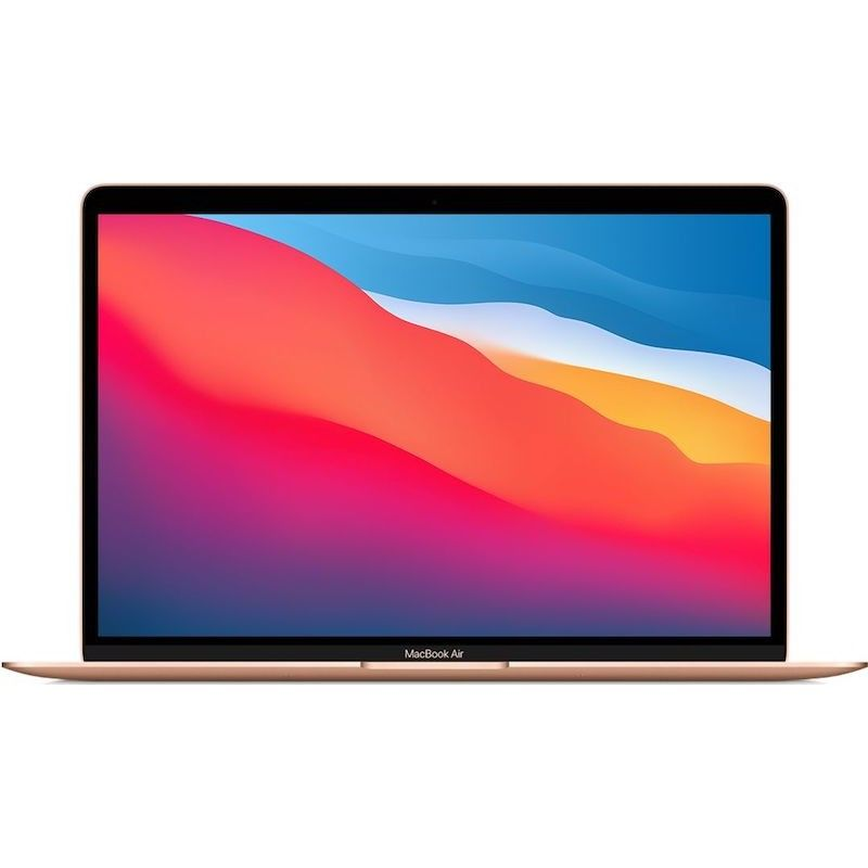 MacBook Air 13 Apple M1 8C CPU/7C GPU/8GB/256GB - Dourado
