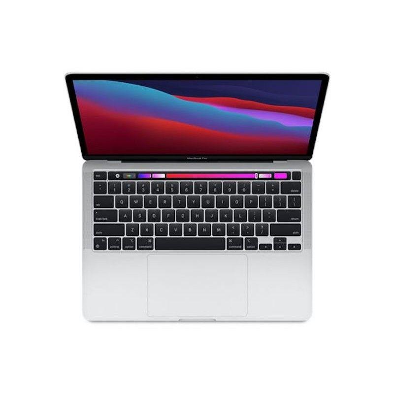 MacBook Pro 13 Apple M1 8C CPU/8C GPU/8GB/256GB - Prateado