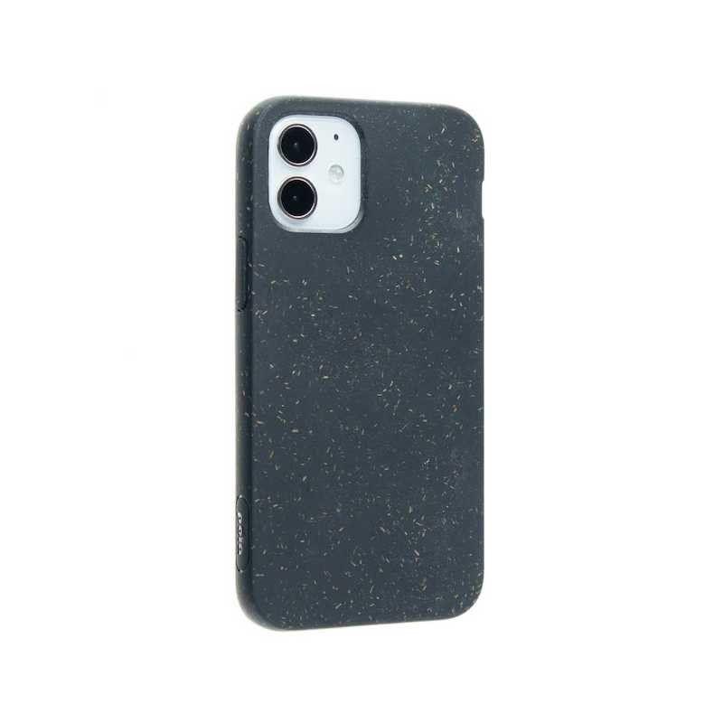 Capa para iPhone 12 mini PELA Eco Case Black