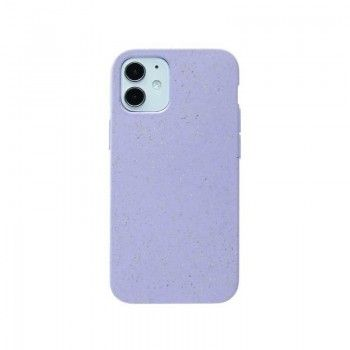 Capa para iPhone 12 mini PELA Eco Case Lavander