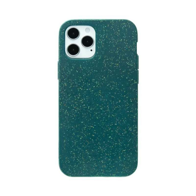 Capa para iPhone 12/12 Pro PELA Eco Case Green