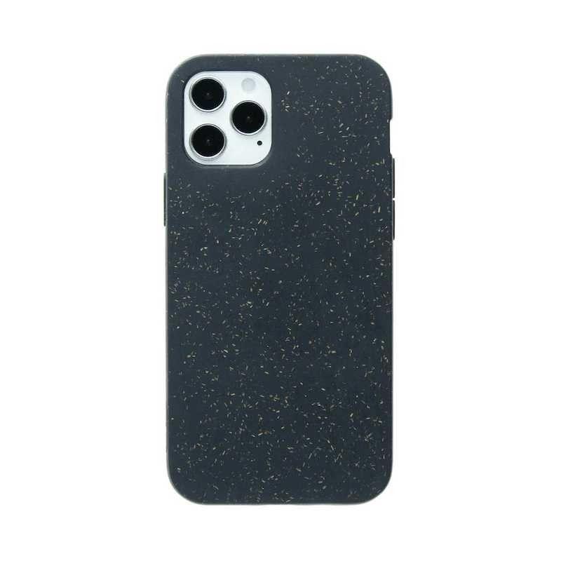 Capa para iPhone 12/12 Pro PELA Eco Case Black
