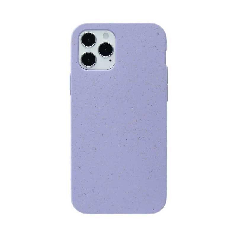 Capa para iPhone 12/12 Pro PELA Eco Case Lavander