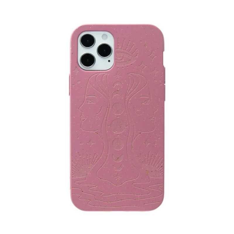 Capa para iPhone 12/12 Pro PELA Eco Case Cassis