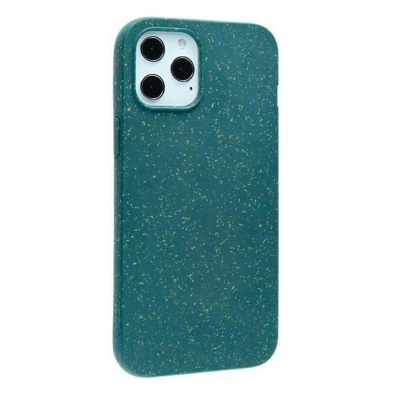 Capa para iPhone 12 Pro Max PELA Eco Case Green