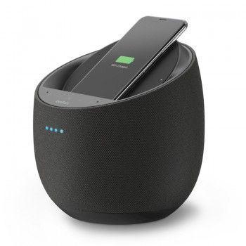 Coluna Belkin SoundForm Elite Hi-Fi com AirPlay 2 Preto