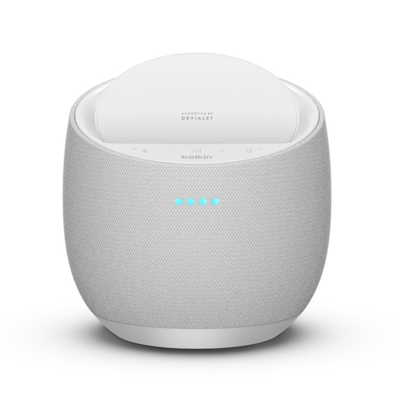 Coluna Belkin SoundForm Elite Hi-Fi com  AirPlay 2 Branco