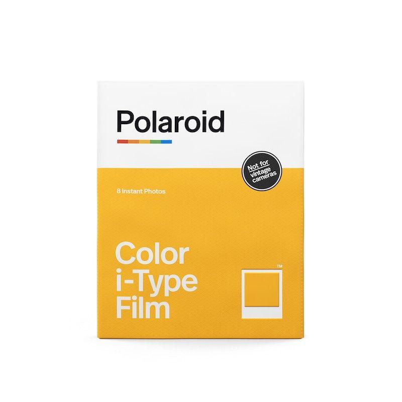 Filme i-Type a cores para Polaroid