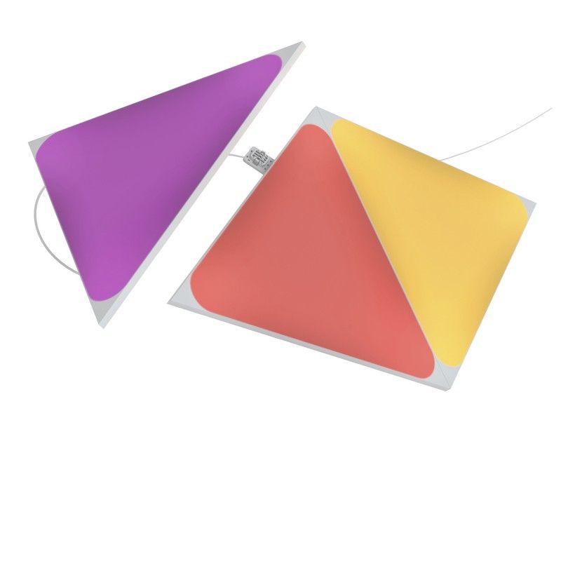 Nanoleaf Light Panels - Shapes Triangles Pack de Expansão 3 Painéis