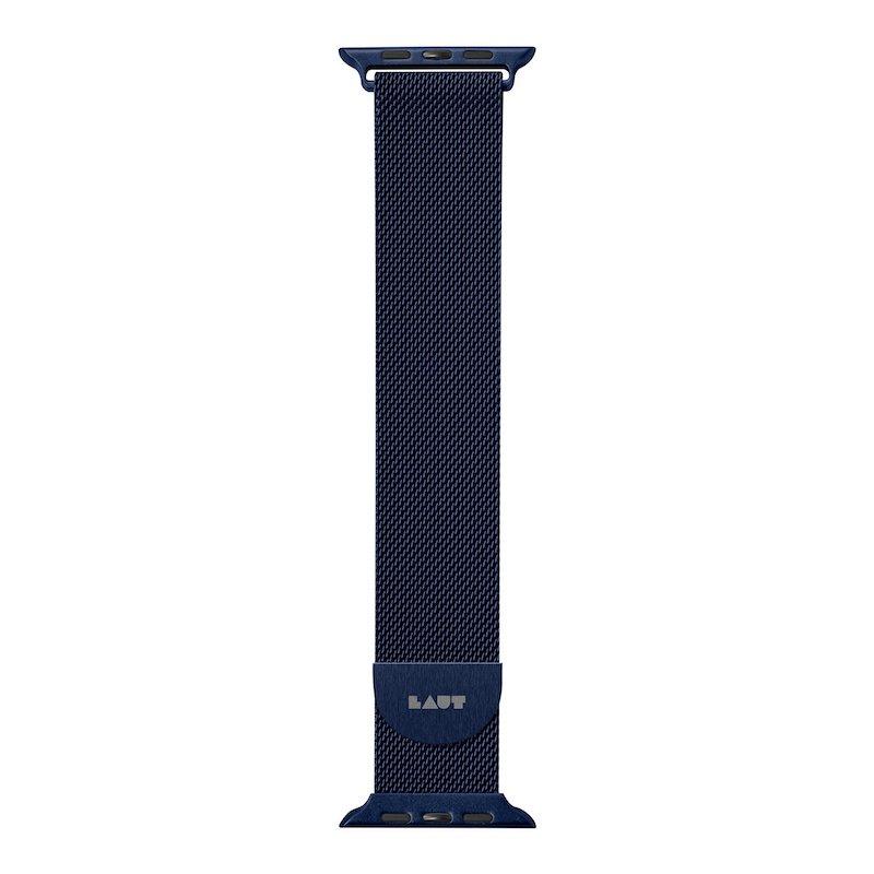 Bracelete para Apple Watch Laut Steel Loop 38/40mm Navy Blue