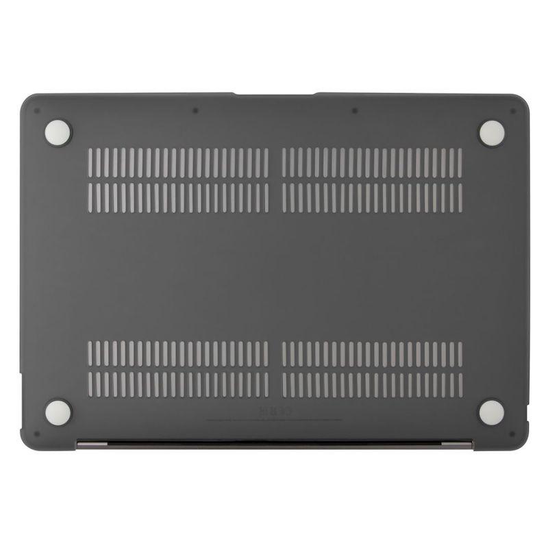 Capa EPICO Shell Cover para MacBook Pro 13 2017/Touchbar 2020 Matte Gray