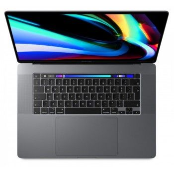 "MacBook Pro 16""Touch Bar i7 6c 2.6GHz 16GB configurado com gráfica AMD Radeon Pro 5500M"