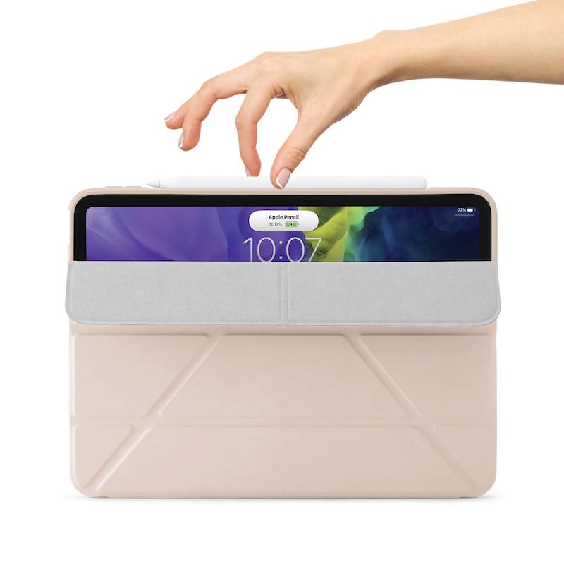Capa para iPad Air 4 10.9 Pipetto Origami No1 Rosa