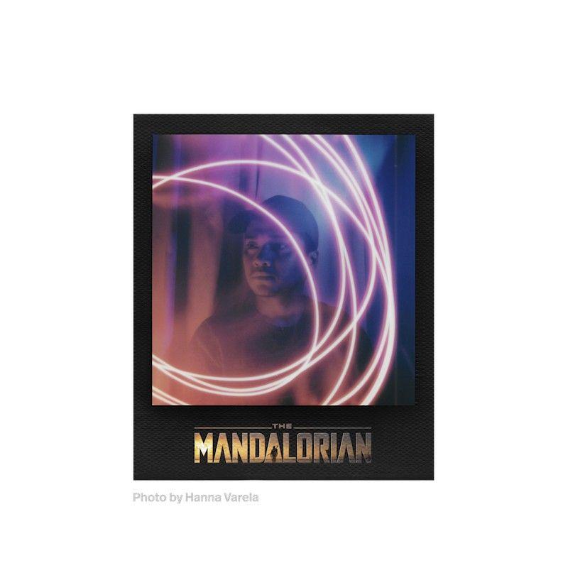 Filme i-Type para Polaroid Edição Especial The Mandalorian