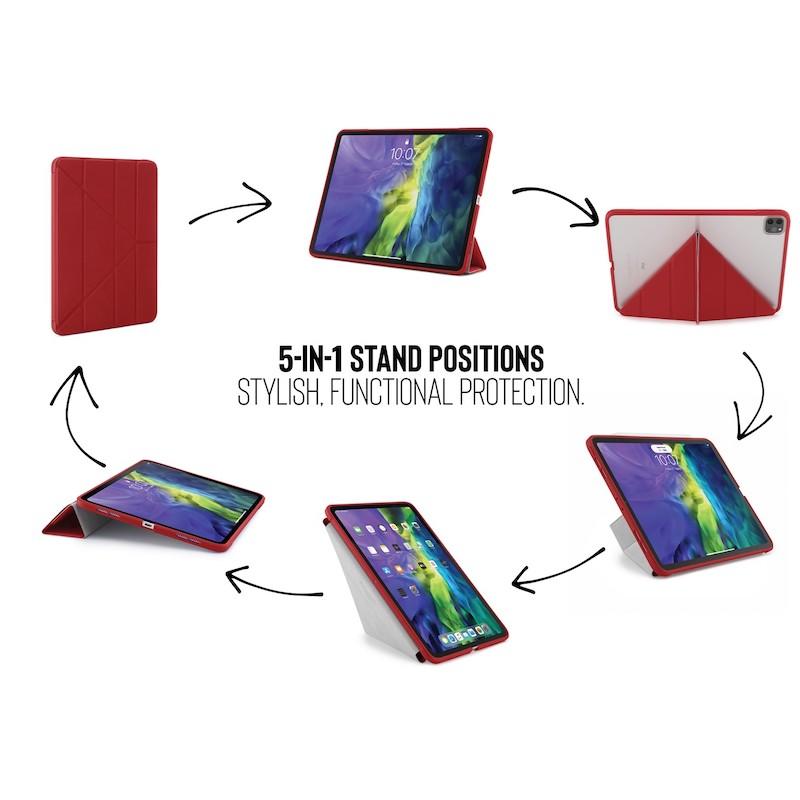 Capa iPad Pro 11 (2020) Pipetto Origami Case Red