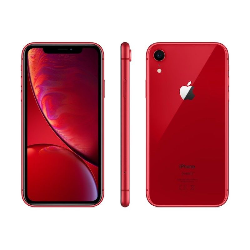 iPhone XR 128GB - Vermelho (PRODUCT RED)