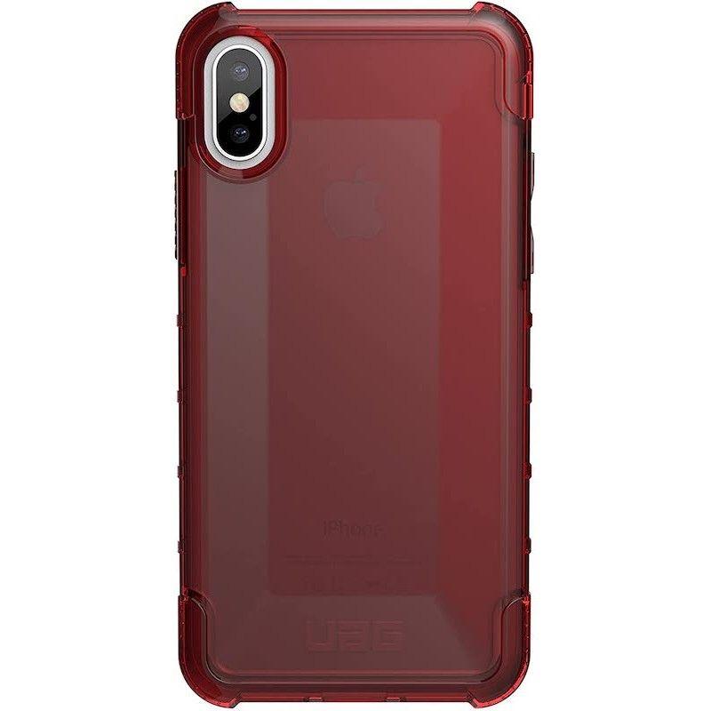 Capa UAG Plyo iPhone X/XS Crimson