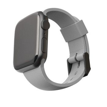 Bracelete U by UAG Dot para Apple Watch 42/44 mm Grey