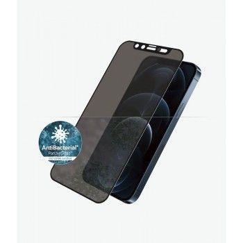 Película de proteção e privacidade para iPhone 12 Pro Max PanzerGlass CF CamSlider