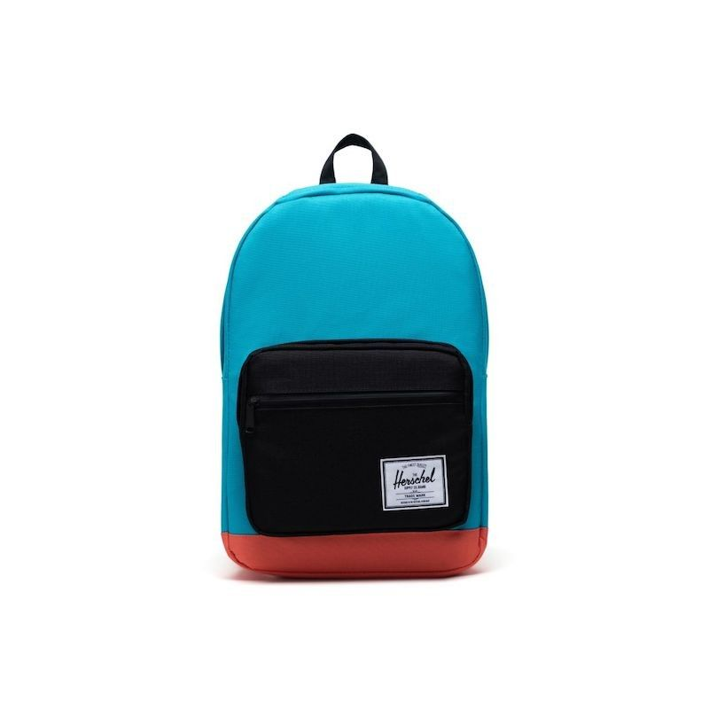 Mochila Herschel Pop Quiz Blue Bird/Black/Emberglow