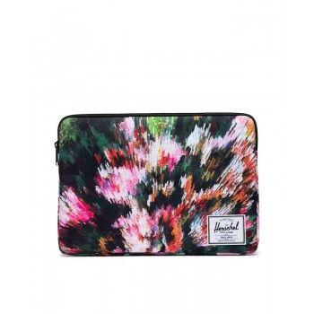 "Sleeve Herschel Anchor Pixel Floral 16"""