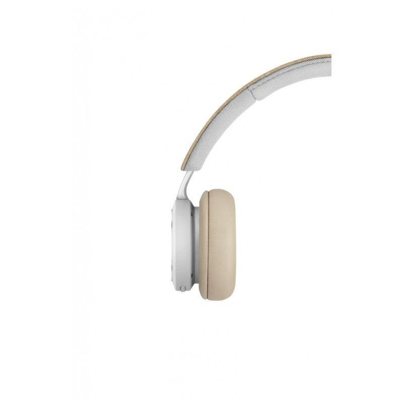 Auscultadores Bluetooth B&O Beoplay H8i com Noise Cancel - Natural