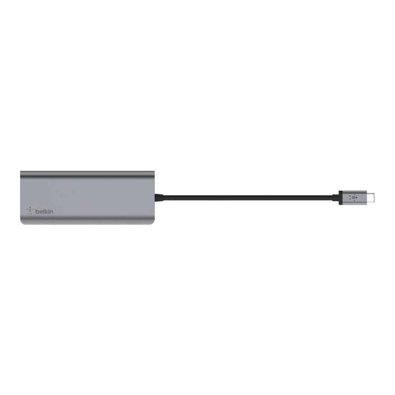 Hub Belkin Multiporta USB-C 6 em 1
