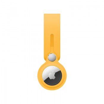 Loop para AirTag - Amarelo girassol