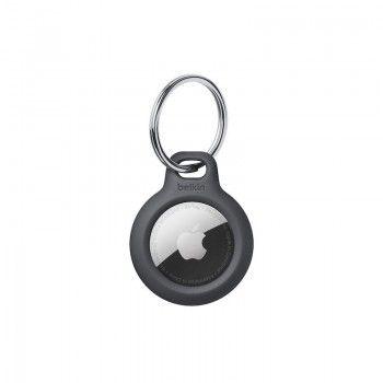 Suporte Belkin para AirTag com porta-chaves Preto