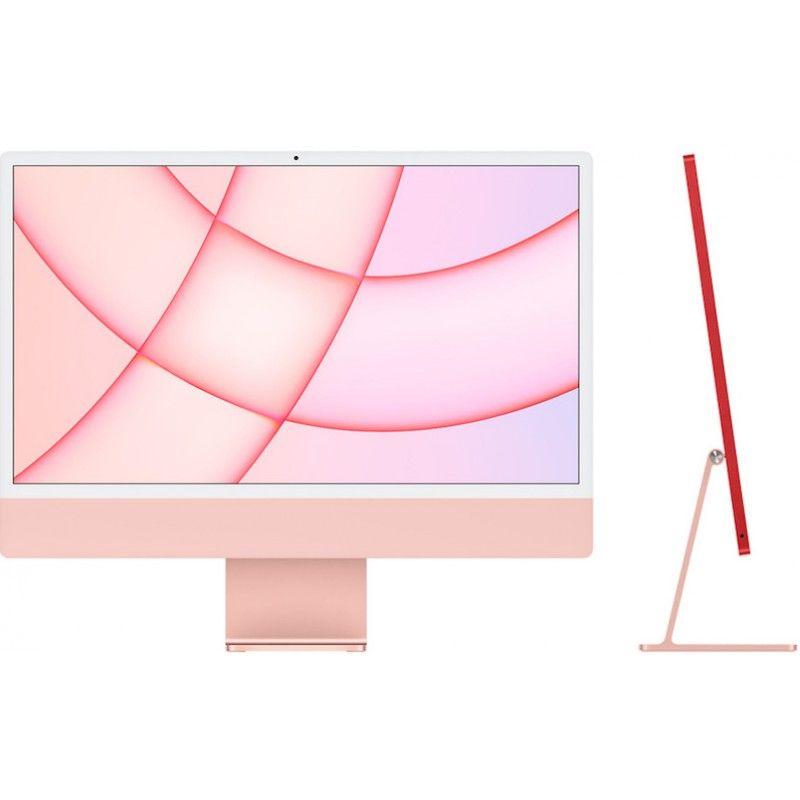 "iMac 24"" Retina 4.5K M1 8C CPU /8C GPU /8GB /512GB - Rosa"