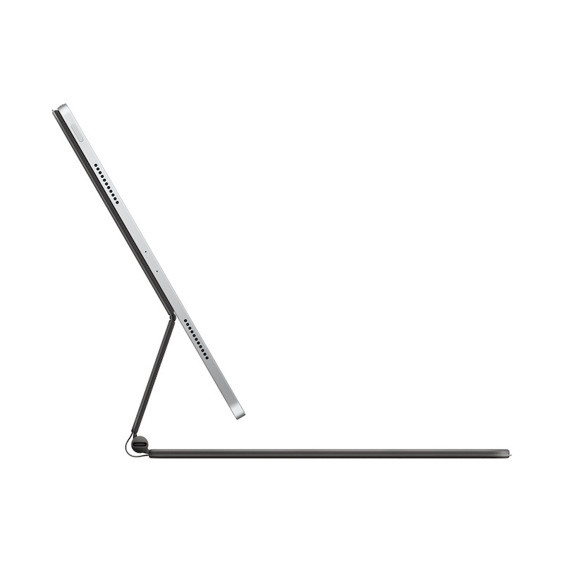 Capa com teclado Magic Keyboard para iPad Pro 12,9 (3/4/5 gen.) - Preto